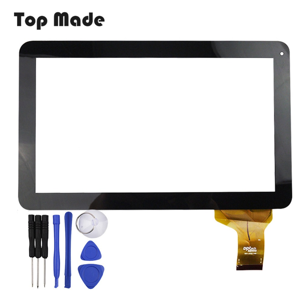 10.1 Inch Touch Screen MF-595-101F-2 FPC For  EXpro X11 Tablet Digitizer Panel Glass Sensor Replacement  Free Shipping