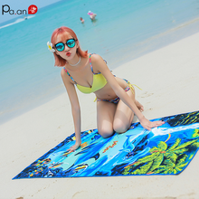 Ultra Soft Beach Towel Bath Towels for Adults Microfiber Absorbent Bathroom Spa Gym 3D Printed Vivid Pattern Dropshipping