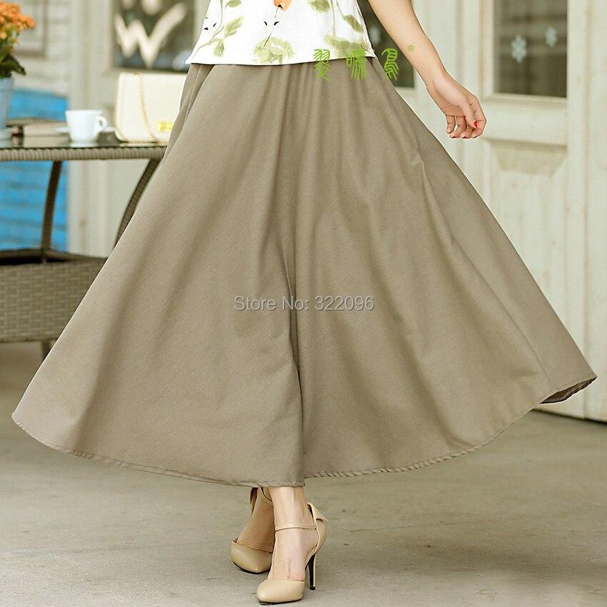 Online Get Cheap Long Khaki Skirt -Aliexpress.com | Alibaba Group