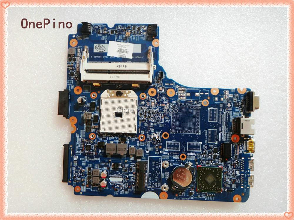 722824-501 for HP ProBook 455 G1 Notebook PC 722824-601 722824-001 for hp probook 445 G1 laptp motherboard 683600 501 683600 001 system board fit for hp probook 4540s 4545s 4445s series notebook pc motherboard 100% working
