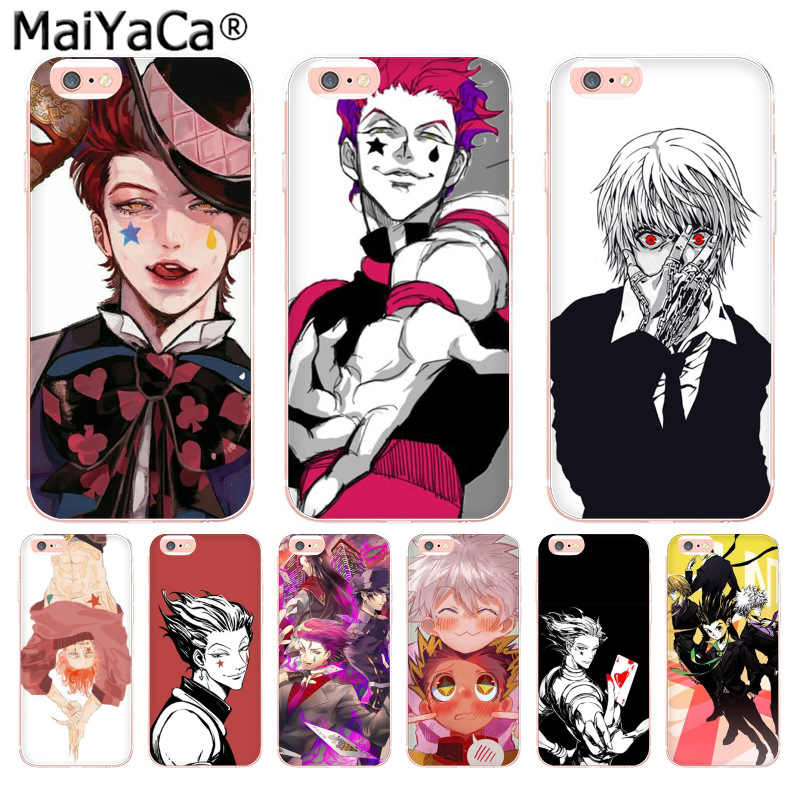 Maiyaca Hunter X Hunter Anime Amazing New Arrival Phone Case