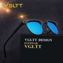 VGLTT Vintage Retro Brand Designer New Arrival 2017 Sunglasses Men Male Sun Glasses gafas oculos de sol Fashion High quality