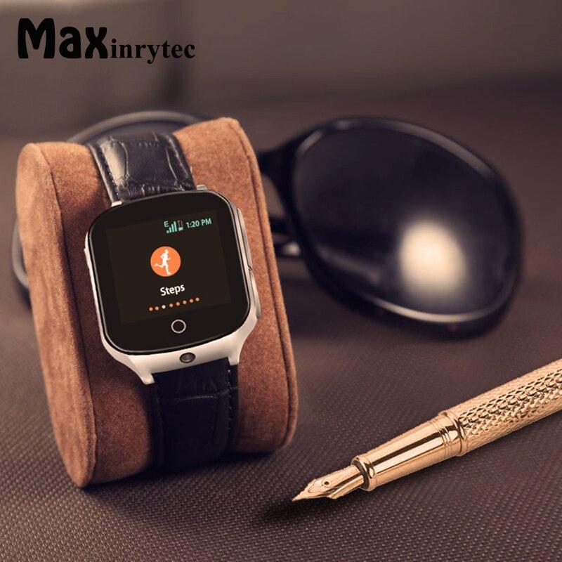 Maxinrytec Intelligente orologio Bambini Orologio Da Polso A19 3G WIFI Orologio Bambino Localizzatore GPS Tracker Smartwatch Con La Macchina Fotografica Per IOS Android telefono