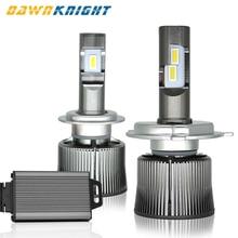 V35 H7 Led Canbus H1 H4 H8 H11 9005HB3 9006HB4 bulbs 100W 20000LM 6500K CSP lamp Turbo Mini Size Car Headlight