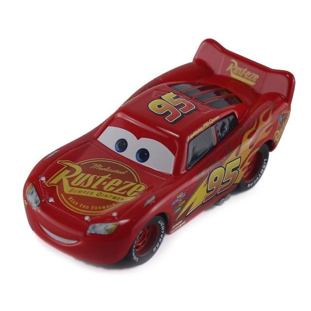 Disney pixar cars 3 diecast rayo mcqueen rusteze 95 - Cars en juguetes ...