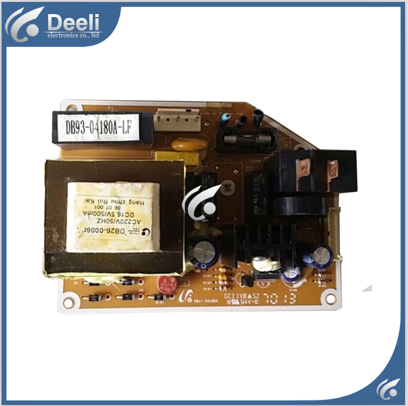 ФОТО  95% new Original for Samsung air conditioning Computer board DB93-04180A-LF control board
