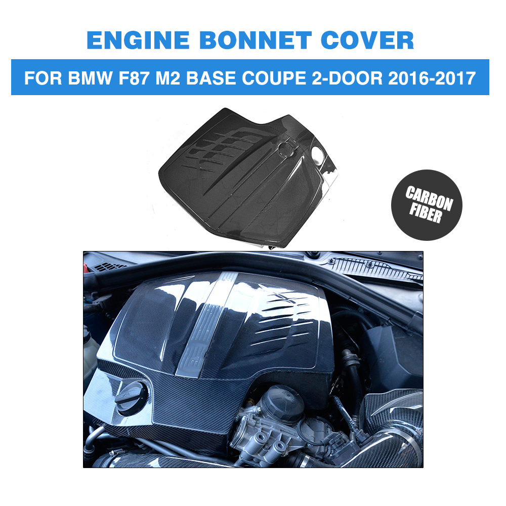 Engine Cover Hood Car Styling Carbon Fiber For BMW F87 M2