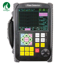 Portable Digital Ultrasonic Flaw Detector GR650 Automated Calibration of Transducer Zero-point