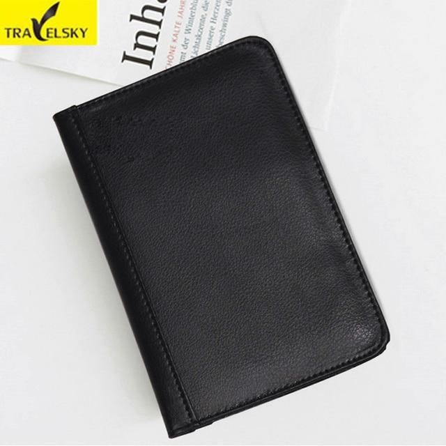 a3cbfe6b9b16 Aliexpress.com : Buy 2pcs/set Unisex RFID Blocking Passport Wallet Women PU  Leather Multifunctional Credit Card Holder Passport Card Men Wallets from  ...
