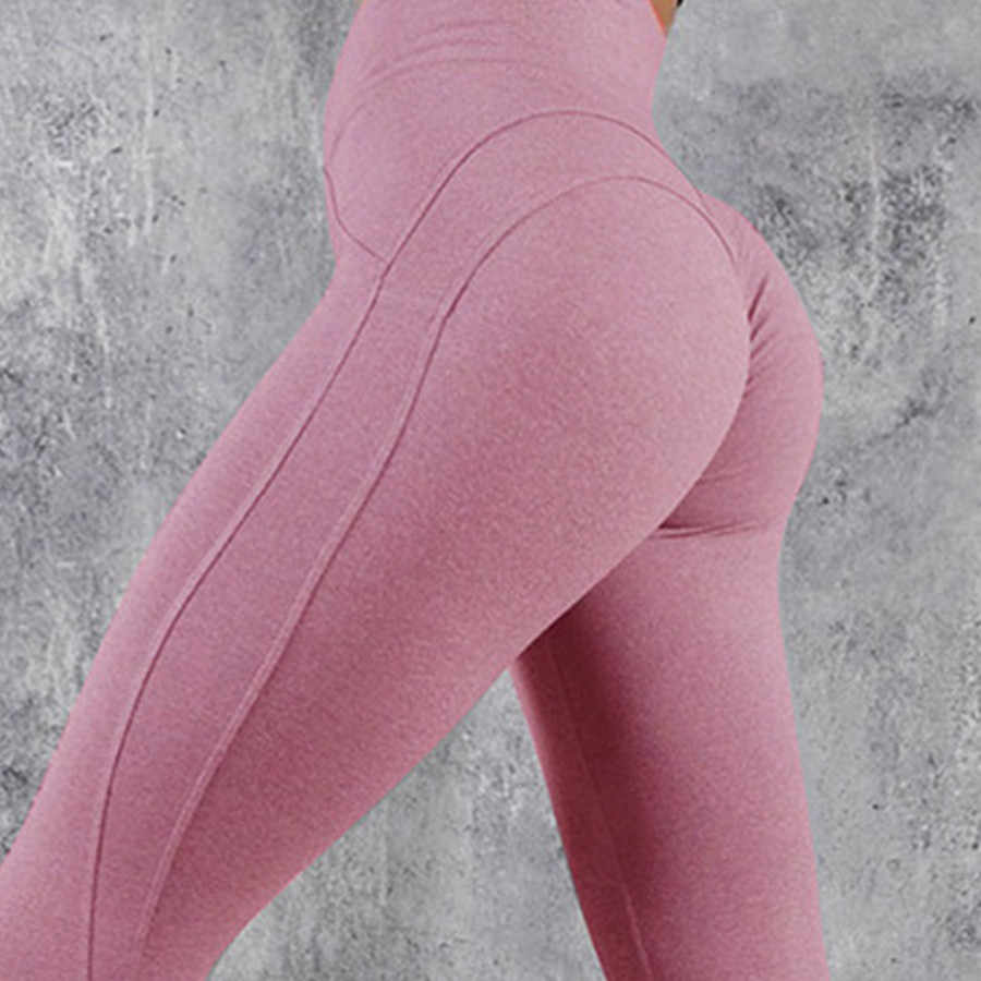 031e4331cc Detail Feedback Questions about YICN Yoga Pants Sport Leggings Women Sport  Fitness high waist V Shape Legging Push Up Leggings Pants Female Running  gym ...