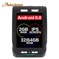 Autostereo Android Tesla style Car No DVD Player GPS Navigation For Ford F150 2015 2018 car multimedia player tape recorder unit