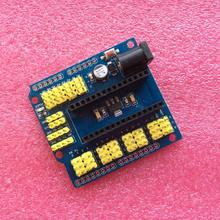 10pcs/lot UNO Shield Nano Shield for NANO 3.0 and UNO R3 shield duemilanove Expansion board for arduino