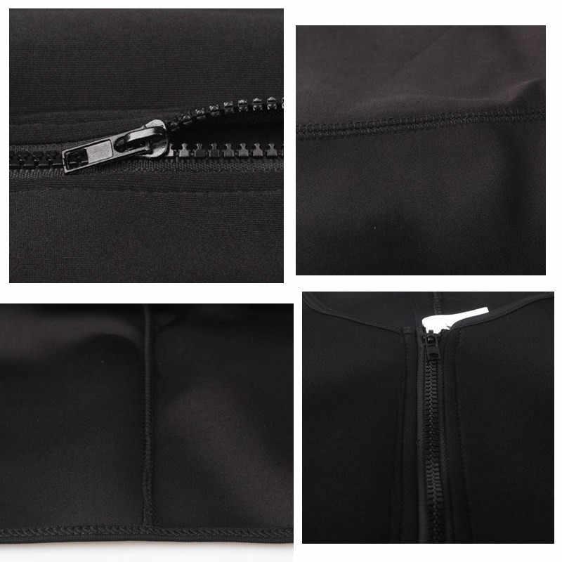 FDBRO неопрен сауна брюшной пояс для бодибилдинга спортивный корсет майка жилет женский тонкий Талия Триммер утягивающий корсет