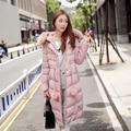 Nueva Maternidad de Maternidad Abrigo de Invierno chaqueta Caliente abajo Chaqueta Embarazada ropa Mujer abrigos parkas de invierno ropa de abrigo