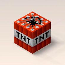 20/30/40 Cm Minecraft Tnt Stuffed Cartoon Game Toys Elastic Cube Pillow & Cushion Plush Toys For Children & Fans все цены
