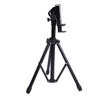 Useful Adjustable Professional Metal Drum Stand Folding Black Metal Digital Drum Pad Stand Free Shipping