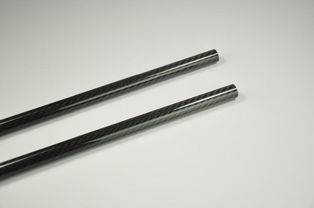2pcs 1000mm Carbon Fiber Tube 3K Plain Weave Glossy Surface Dia 10mm 12mm 14mm 16mm 18mm 20mm 22mm 24mm 26mm 28mm 30mm 1sheet matte surface 3k 100% carbon fiber plate sheet 2mm thickness