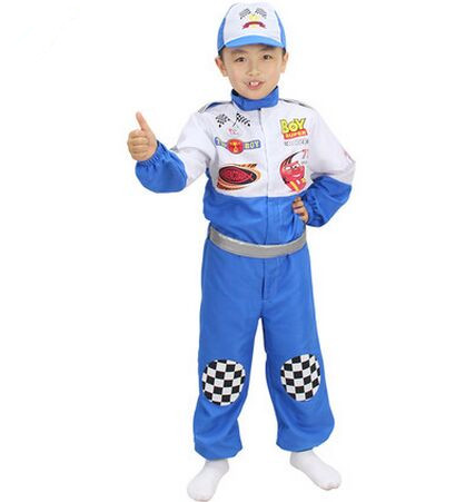 racing driver suits racing driver costume for children racing car driver halloween costumes funny clothing