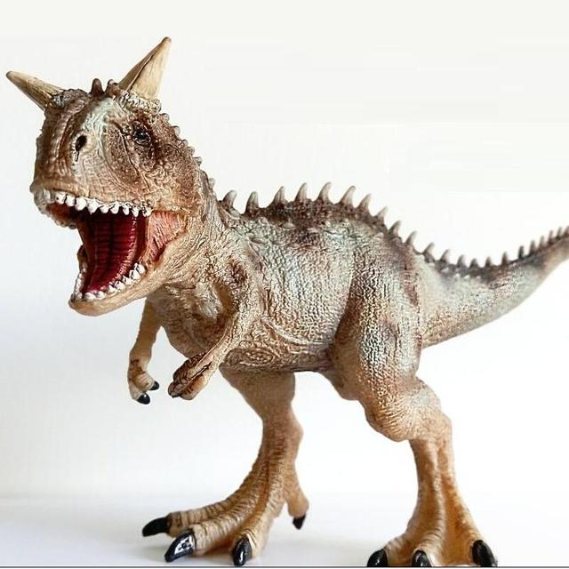 Dinosaurs Carnotaurus Toy Classic Toys For Boys Animal Model KL0031