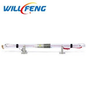 Image 4 - ويل فنغ 60 واط Co2 ليزر أنبوب طول 1250 مللي متر قطرها 55 مللي متر ل 6040 9060 Co2 الليزر القاطع آلة ، نك مصباح ليزر أجزاء