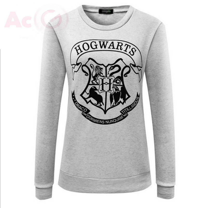Harri Potter Coat Sweatshirt Hoodies unisex Sweatshirt for Boys and Girls Hogwarts Sweatshirts homme