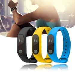 Спортивные Смарт наручные часы браслет дисплей фитнес-датчик шаг трекер цифровой ЖК-дисплей шагомер бег шаг ходьбы счетчик калорий