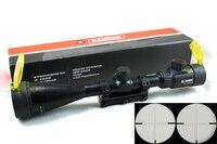 Caccia riflescope kandar 4.5-14x50 aoe red special croce reticle sniper ottica scope sight per carabina un piece 11mm ferroviario