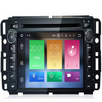 car multimedia player Android 9.0 8 Core 32G ROM Car DVD GPS Player For GMC Chevrolet Chevy Yukon Sierra Tahoe Acadia Suburban
