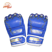 SUTEN brand sport Tiger Claw font b Gloves b font Upscale Sandbag training equipment font b