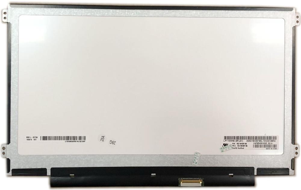 LP116WH8 SPA1 LP116WH8 (SP)(A1) New 11.6 WXGA HD 1366x768 LED LCD Screen Panel IPS 40PIN eDP Laptop LCD LED screenLP116WH8 SPA1 LP116WH8 (SP)(A1) New 11.6 WXGA HD 1366x768 LED LCD Screen Panel IPS 40PIN eDP Laptop LCD LED screen