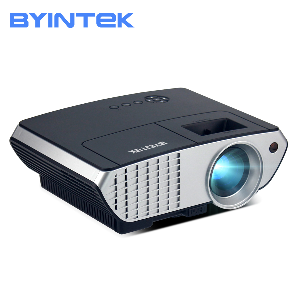 BYINTEK BL126 HDMI LCD Home Theater HD Video Portable LED Projector