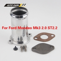 EGR DELETE Kit M0nde0 Mk3 2 0 ST2 2 TDCi Not Chip Tuning Box Exhaust Decat