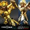 Metal Club MC Metalclub Model Leo Aiolia Saint Seiya Metal Armor Myth Cloth Gold Ex Action