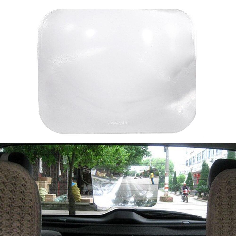 Car Wide Angle Reversing Sticker Interior Parking Inverting Rear Sticker Window Optical Fresnel Lens Stickers Parking Blind Spot