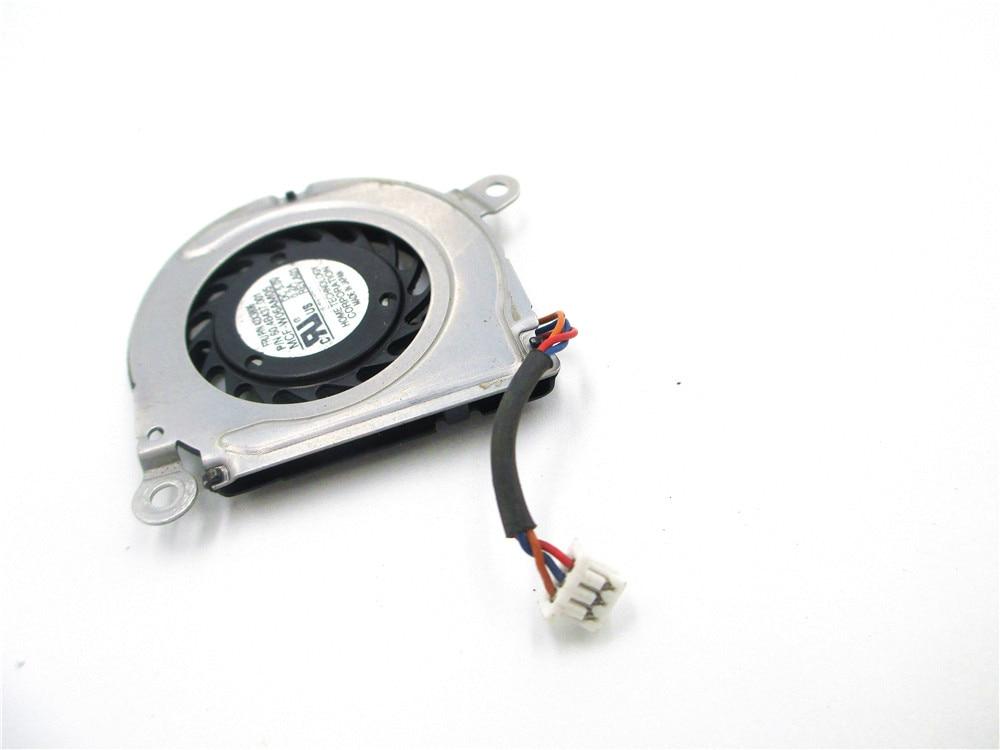 Used fan 100%test For IBM Thinkpad X61 x61 X61S DC5V 0.2A 3Pin Cooling Fan 42X3806 42W3410 60.4B437.001 60.4B437.002 MCF-W06AM05