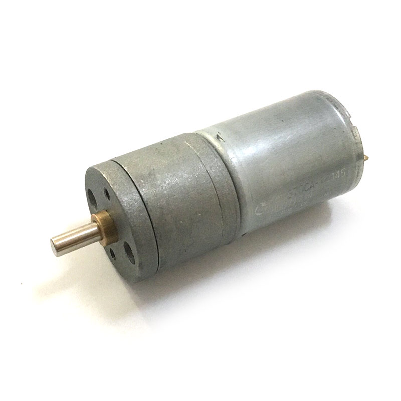 Electric Metal Geared DC 24v Motor 20RPM 25MM Powerful Torque Large Load Low Noise цена