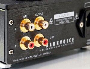 Image 4 - DarkVoice 336SE Amplificador de tubo para auriculares, OTL, amplificador de auriculares