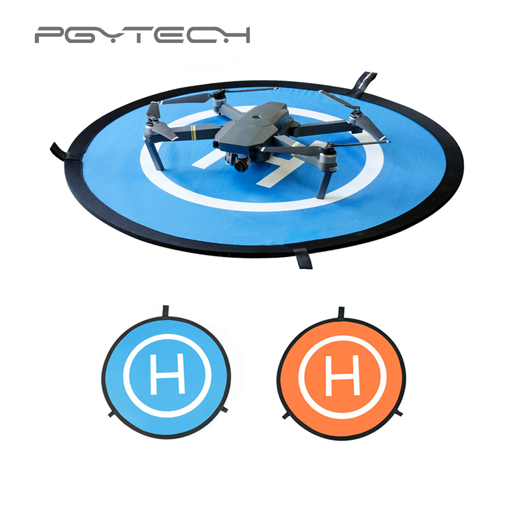 PGYTECH 55CM Fast-fold landing pad DJI Mavic pro and Spark helipad RC Quadcopter Drone gimbal Quadcopter parts Accessories