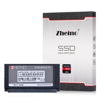Zheino New  SSD IDE PATA DOM 44PIN SLC 4GB Industrial Disk On Module Solid State Drives Vertical+Socket