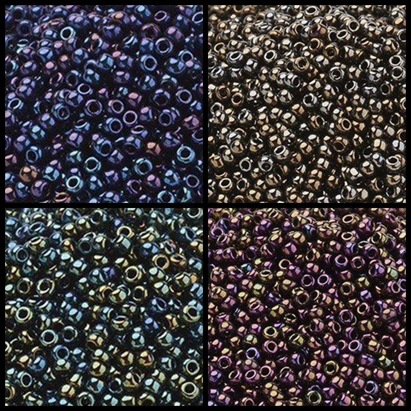 450g Burgundy Opaque 11//0 Glass Seed Beads Jewellery Making