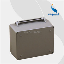 Wholesale Unique Sealed Aluminum Junction Box with Hinge and Screws IP65