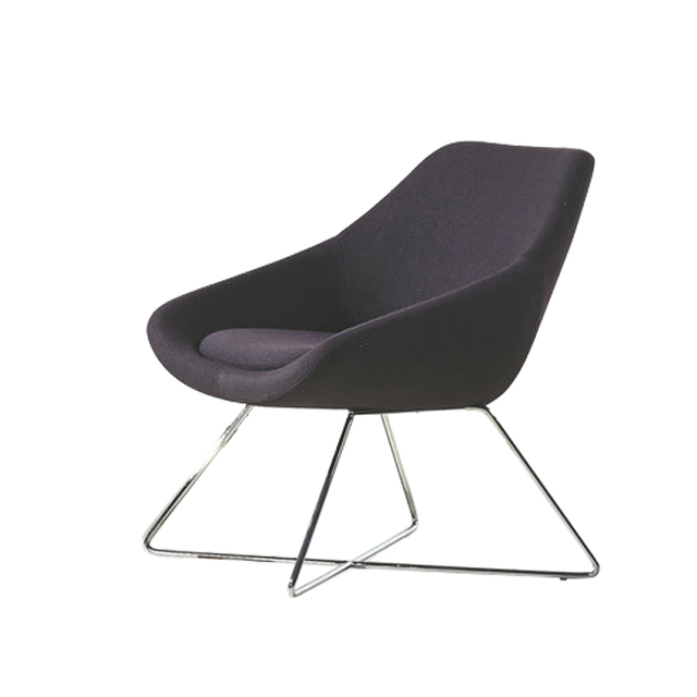 Hot Selling Modern Living Room Chair Good Quality Black Color-in Dining  Chairs from Furniture