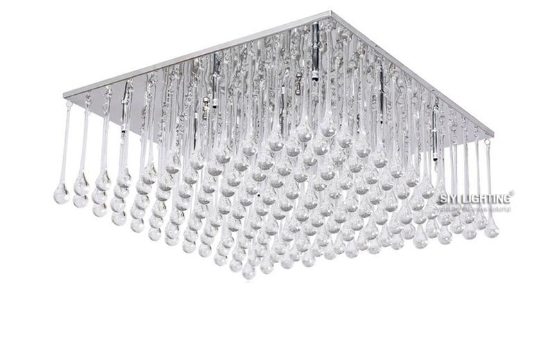 Led Lampen Für Kronleuchter ~ Moderne led lampen kristall kronleuchter pendelleuchte