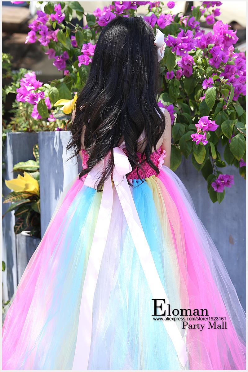 eloman handmade tutu dress x4