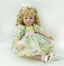 22 inch vinyl baby born girl gift dolls
