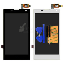 4.5″ Black LCD+TP for ZTE Blade G Lux , Kis 3 Max V830 V830W LCD Display and Touch Screen Digitizer Assembly Free Shipping+Tools