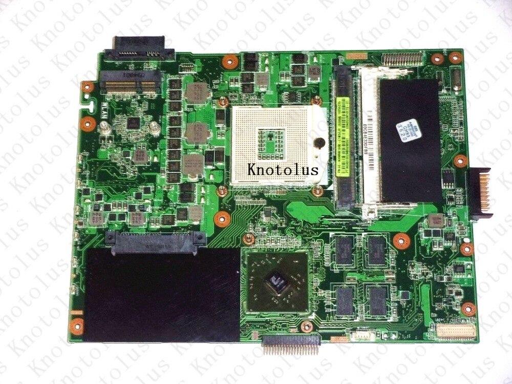 69N0GUM10C15-01 for Asus K52JR laptop motherboard 60-NXMMB1000-C15 ddr3 Free Shipping 100% test ok