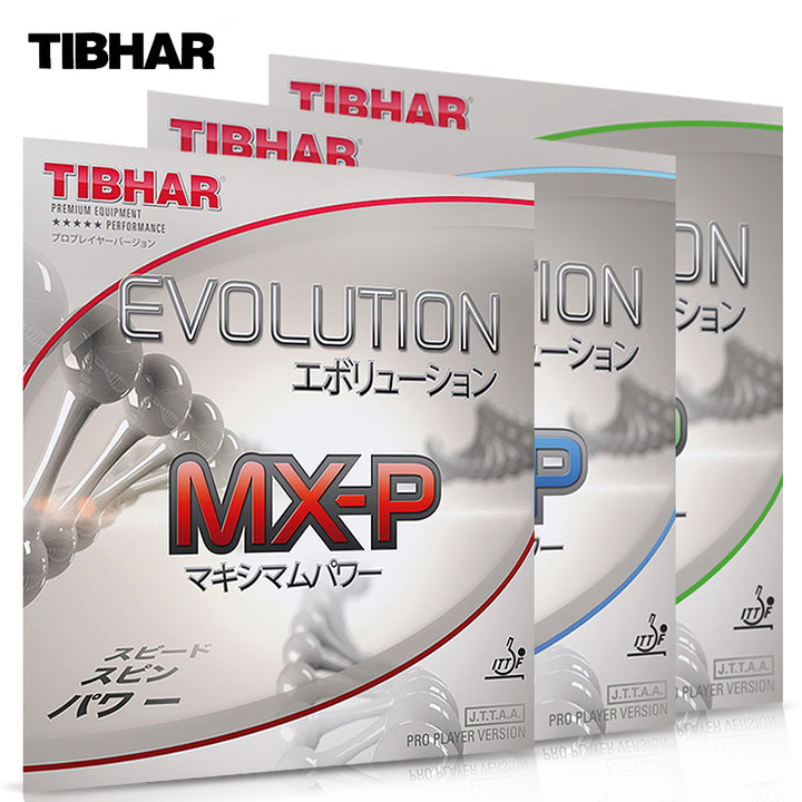 TIBHAR EVOLUTION EL P MX P FX P Germany Table Tennis Rubber Pips in Ping Pong