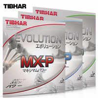 TIBHARวิวัฒนาการEL-P/MX-P/FX-Pเยอรมนีปิงปองยางลูกเต๋าในปิงปองฟองน้ำTENERGYสไตล์