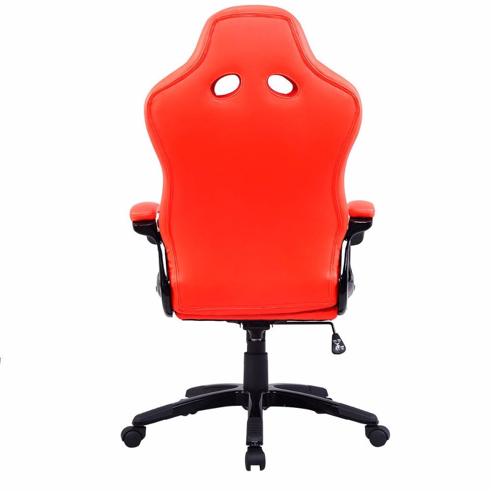 Goplus High Back Race Car Style Bucket Seat Office Desk Chair Gaming Chair  New HW51423 In Office Chairs From Furniture On Aliexpress.com | Alibaba  Group